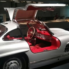 Photo taken at Mercedes-Benz Museum by Николай Б. on 10/22/2014