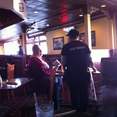 Photo taken at The Great American Diner and Pub by Tracey F. on 2/2/2013