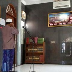 Photo taken at Masjid Al Muhajirin PCI Blok B by YDwi M. on 5/22/2014