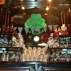 Photo taken at Celtics Pub by Israel F. on 10/17/2012