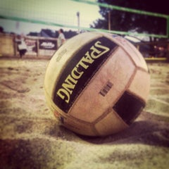 Photo taken at Legends Volleyball Court by Marla N. on 6/20/2013