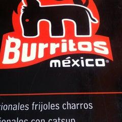 Photo taken at Burritos México by ArLóV on 1/18/2013
