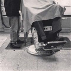 Photo taken at Joe's Barbershop Chicago by David H. on 2/14/2013