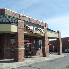 Photo taken at Firehouse Subs by Ariel Akiva on 1/31/2013