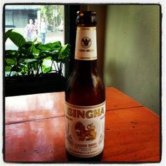 Photo taken at Thai Tha Hai by Warwick K. on 10/25/2012
