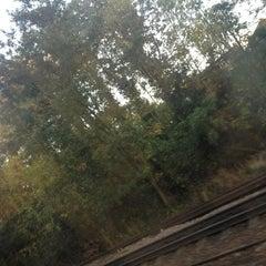 Photo taken at Penge East Railway Station (PNE) by Soraya C. on 10/29/2013