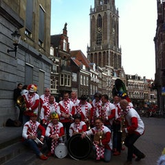 Photo taken at Stadhuis Gemeente Utrecht by Shirley S. on 3/4/2014