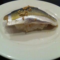 Photo taken at Echigo Sushi by Conrad D. on 5/8/2015