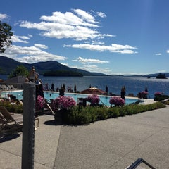 Photo taken at The Sagamore by Tal S. on 9/8/2013