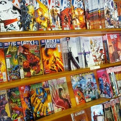 Photo taken at Comic Quest by Tim V. on 9/19/2012