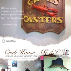 Photo taken at The Original Crab House by Yang Z. on 10/31/2013