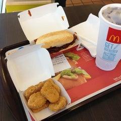 Photo taken at McDonald's by Mantas V. on 12/13/2012