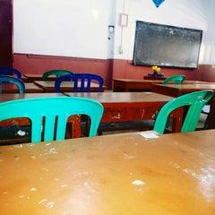 Photo taken at SMA PGRI 1 PADANG by FajjRi A. on 12/19/2013