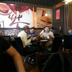 Photo taken at Verde Tea Cafe by Kevin C. on 9/28/2012