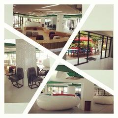 Photo taken at Taylor's College Subang Jaya by Amanda N. on 3/31/2013