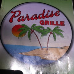 Photo taken at Paradise Grille by Kimy Kennedy* P. on 4/23/2014