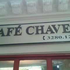 Photo taken at Café Chaves by Rogério L. on 10/17/2012