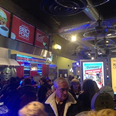 Photo taken at Cafe Zupas by Scott D. on 11/13/2012