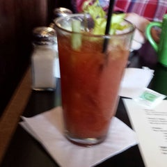 Photo taken at Woodman's Bar & Grill by jeannine r. on 3/16/2014