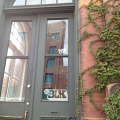 Photo taken at The New BLK by Joe C. on 9/28/2012