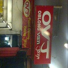 Photo taken at Malioboro Jogja by Ahmad Adib A. on 12/13/2012