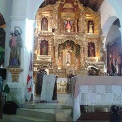 Photo taken at Iglesia Santa Librada by Soehelen R. on 1/13/2014
