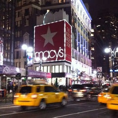 Photo taken at Macy's by Paris G. on 1/22/2013
