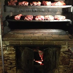 Photo taken at Williamson Bros Bar-B-Q by Bart L. on 10/2/2012