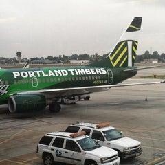 Photo taken at Gate 2 by Hugh G. on 12/6/2012