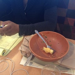 Photo taken at Panera Bread by Eric A. on 1/26/2013