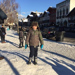 Photo taken at Town of Leavenworth by Juliana D. on 12/31/2015