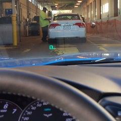Photo taken at NJ DMV Inspection Station by Drew H. on 10/15/2013