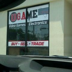 Photo taken at UGame by Wyatt F. on 6/30/2012