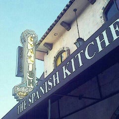 Photo taken at Spanish Kitchen by Brittany N. on 5/27/2012