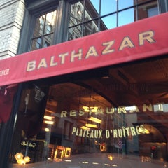 Photo taken at Balthazar by Merritt M. on 5/20/2012