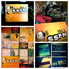 Photo taken at Radio 105.2 SSFM Semarang by freddiethe13th on 3/16/2012
