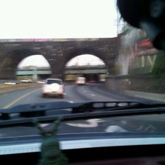 Photo taken at I-76 Schuylkill Expressway by Christerfer S. on 4/7/2012