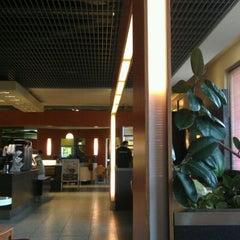 Photo taken at McDonald's and McCafé by Zsófia N. on 4/7/2012