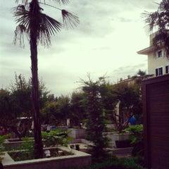 Photo taken at Castillo Hotel Son Vida by Ahmed D. on 5/18/2012