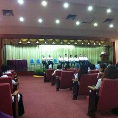 Photo taken at Dewan Seminar PUSAKA by Al M. on 3/19/2012