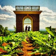 Photo taken at Monticello by Alyssa L. on 7/28/2012