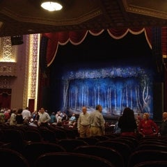 Photo taken at Peabody Opera House by Leila A. on 4/4/2012