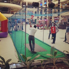 Photo taken at The Forum Value Mall by Nicolas M. on 4/19/2012