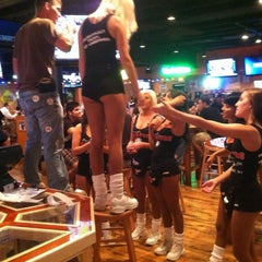 Photo taken at Hooters by Luis G. on 9/7/2012