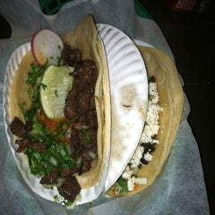Photo taken at Taqueria Downtown by Maria D. on 6/3/2012