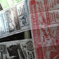 Photo taken at Suzuki Hero Sakti Motor Gemilang by sugimasihada on 5/30/2012