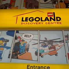 Photo taken at Legoland Discovery Centre by Vincenzo A. on 3/15/2012
