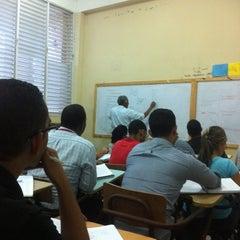 Photo taken at Edificio Juan Isidro Jimenez (JJ) by Luis G. W. on 9/4/2012