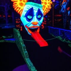 Photo taken at Monster Mini Golf by Matt R. on 8/15/2012