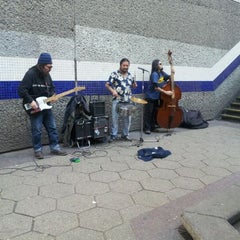 Photo taken at Metro Los Leones by Cesar O. on 6/8/2012